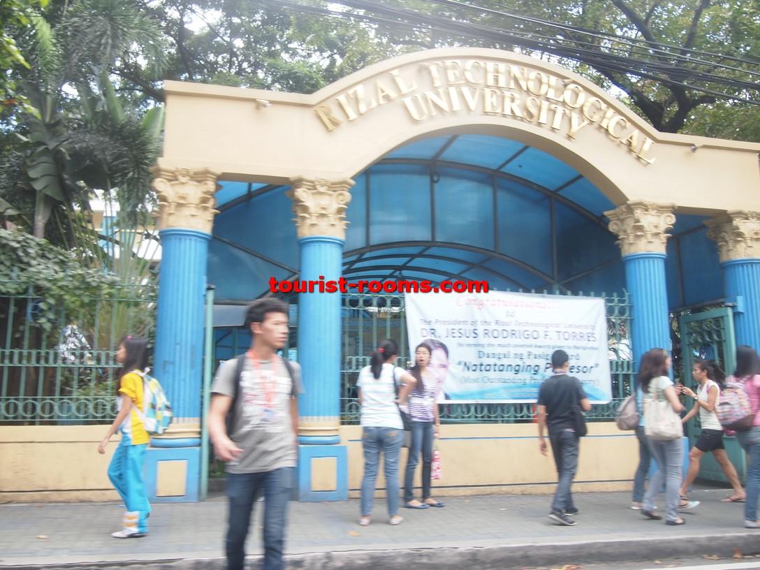 rizal technological university Rizal technological university mountaineers, mandaluyong, philippines 2k likes a school based organization of rizal technological university that.