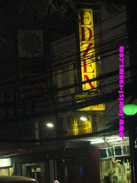 Very trustable and honest edzen money changer along mabinia street very near three adriatico place and one adriatico place condominium apartments